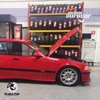 Hora de consentir su BMW 1990 – 2010 con pastillas y discos Brake Pak